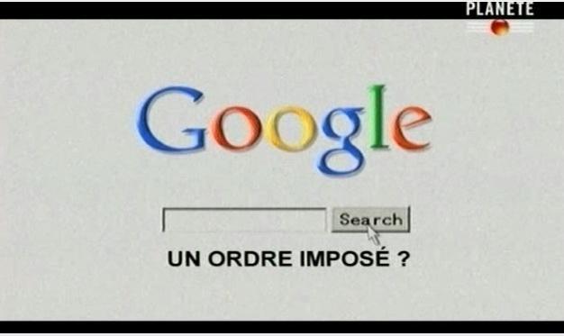 Google : un ordre imposé ?  1011240911571086877185592