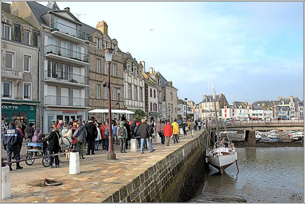 [Activité hors Marine des ports] LE CROISIC Port, Traict, Côte Sauvage... - Page 2 101126121541743897193167