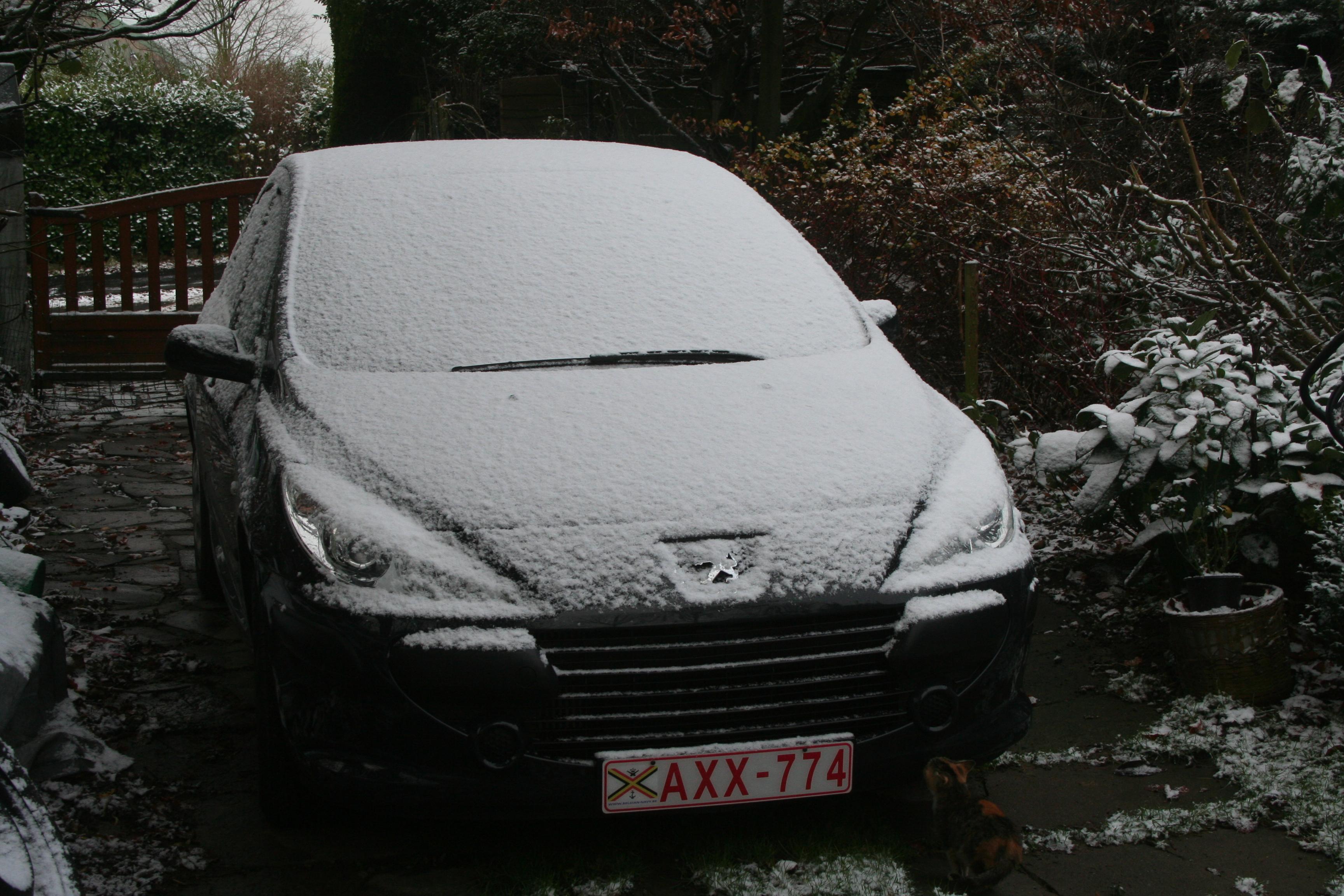 Remise des polos/casquettes à Liège en novembre 1011270600531095837202514