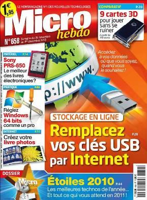 Micro Hebdo N 658