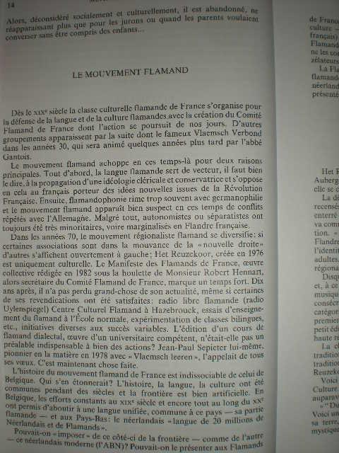 Het Vlaamssprekende gebied van Frans-Vlaanderen - Pagina 2 101129104710970737212992