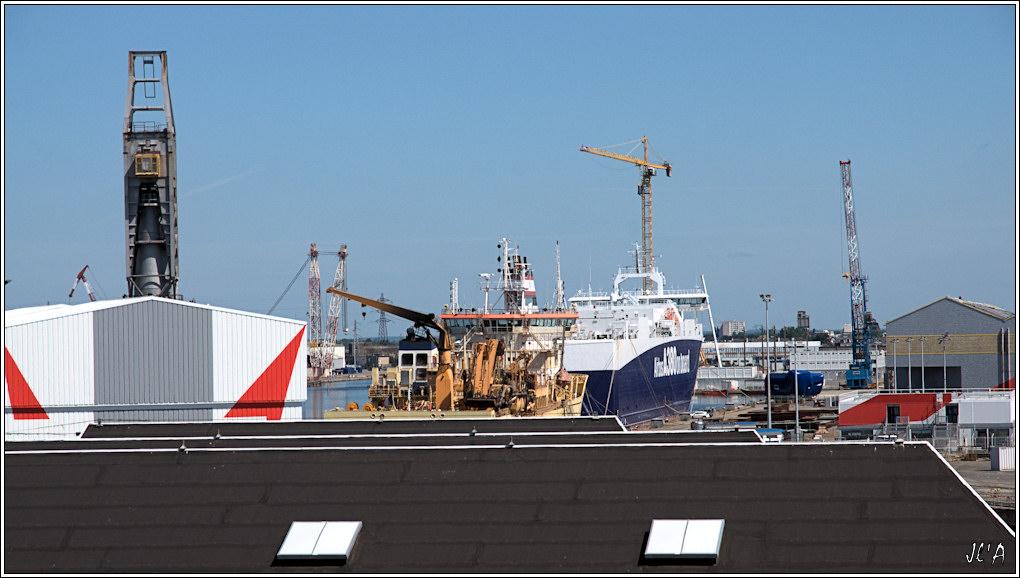 [Vie des ports] Port de Saint Nazaire 1012011129111198817231293