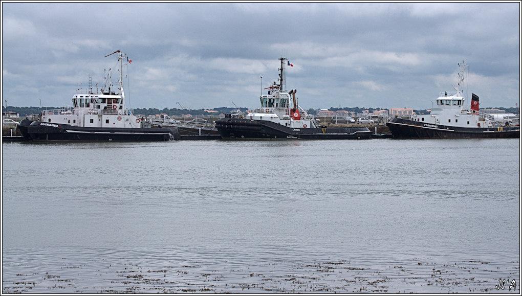 [Vie des ports] Port de Saint Nazaire 1012011129111198817231295