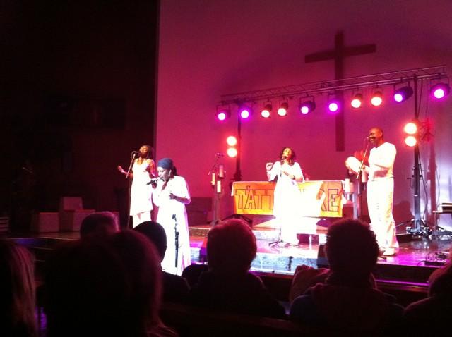 Vernier : Concert Gospel Soul 101202105731185827238383