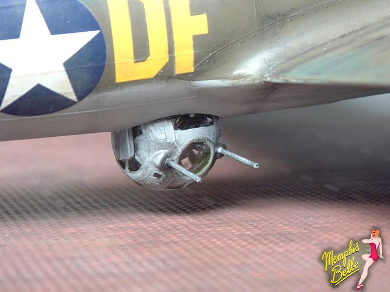 """[Revell] B-17F """"Memphis belle"""", 1/48e 101207031124476907267350"""