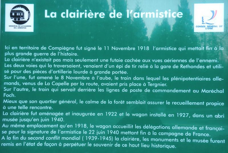 Clairière de l'Armistice à Rethondes 1012140106381181487307456