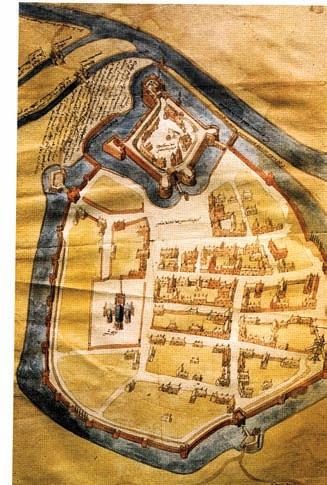 Oude kaarten, gravures en tekeningen van Frans-Vlaanderen 101214113228970737307115
