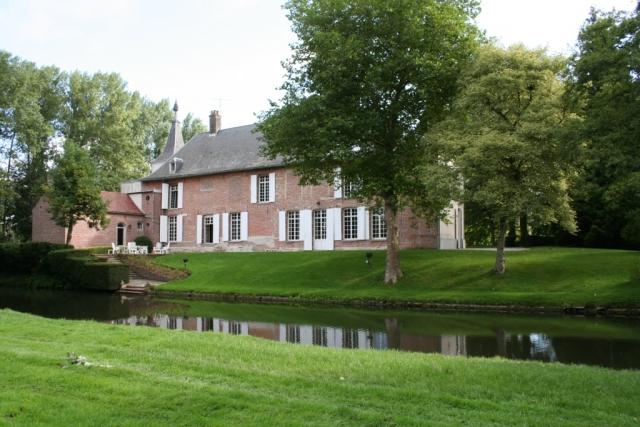 Kastelen en herenhuizen van Frans-Vlaanderen 101215053214970737314776