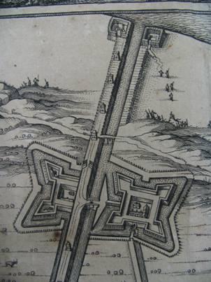 Oude kaarten, gravures en tekeningen van Frans-Vlaanderen 101216030259970737319195