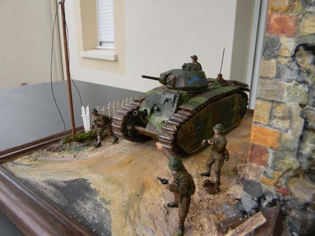 Bataille de Stonne mai 1940 1/35 1012160740401109377321230