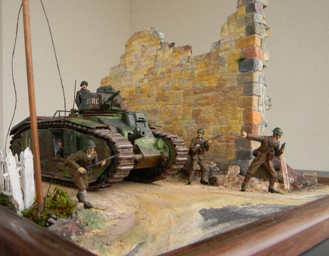 Bataille de Stonne mai 1940 1/35 1012160740401109377321231
