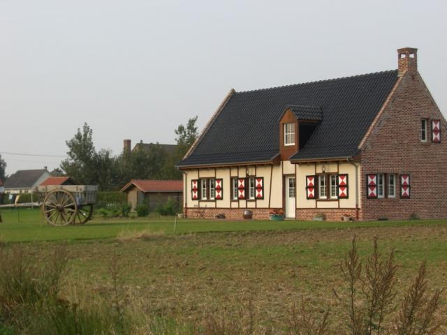 Nieuwe traditionele huizen in Frans-Vlaanderen 101217044916970737325069
