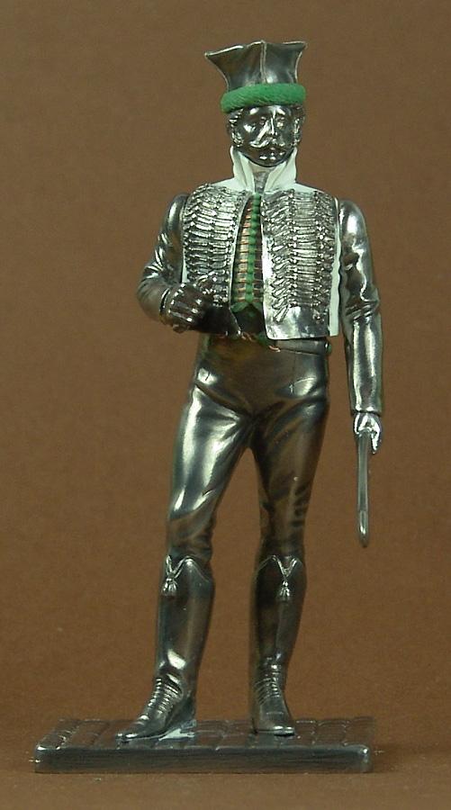 Officier de Hussard en Tenue de Nankin. (Il est fini,...enfin!) 101219114029359347338867