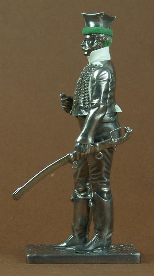 Officier de Hussard en Tenue de Nankin. (Il est fini,...enfin!) 101219114151359347338888