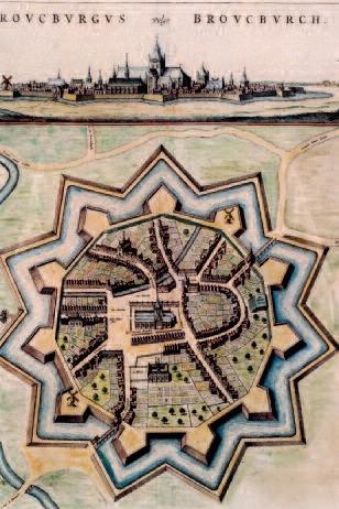 Oude kaarten, gravures en tekeningen van Frans-Vlaanderen 101220101839970737344798
