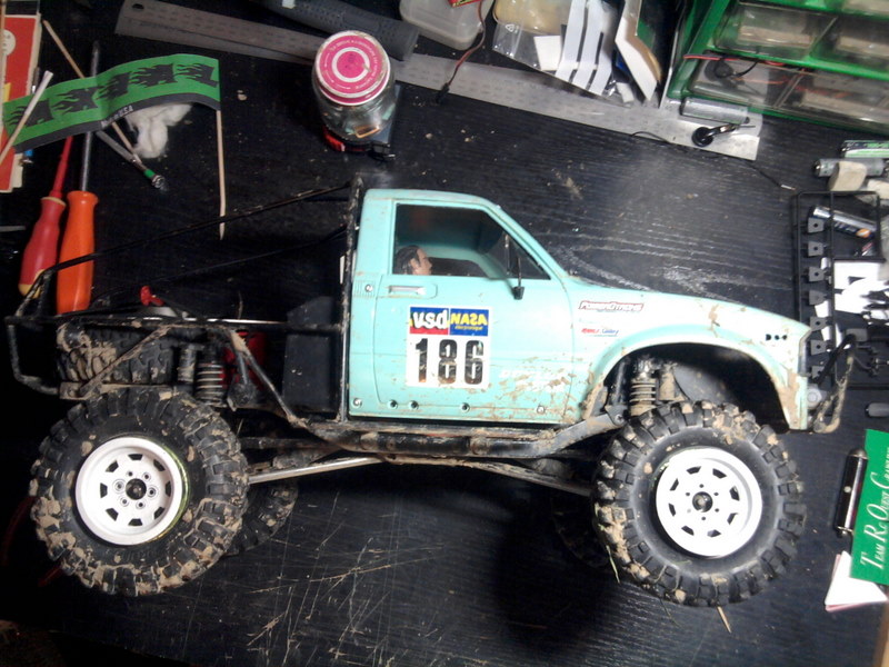 [ SCX10 Axial ] Toyota Hilux trial  - Page 3 101223071119228117358676