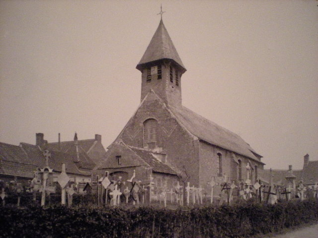 Verdwenen kerken van Frans-Vlaanderen 101225073410970737364997