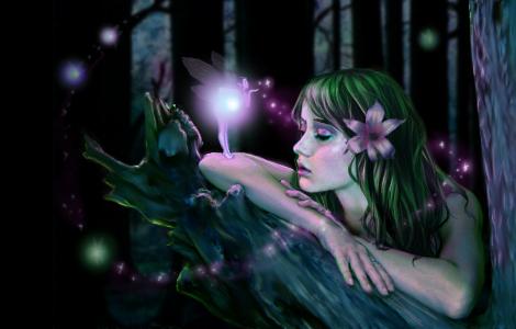 A la lueur de la lune dans Mes poèmes 101225115657803577365977