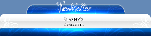 Newsletter de Slashy's