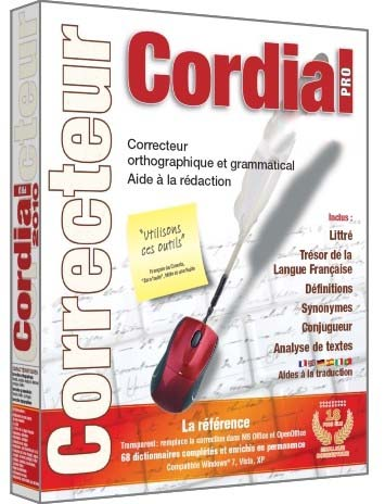 Grand correcteur cordial 2007 pro by marco1970 - Office de la langue francaise dictionnaire ...