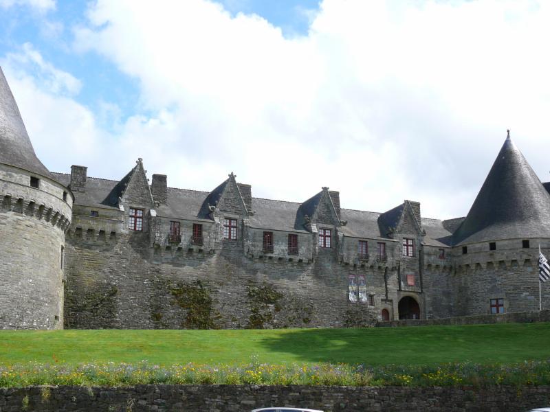 Chateau des Rohans . 101230073328457337390958