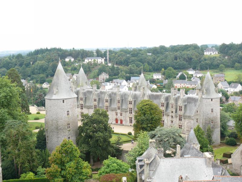Chateau des Rohans . 101230073957457337391037