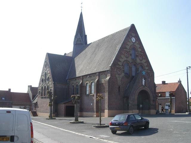 Verdwenen kerken van Frans-Vlaanderen 101230115335970737388263