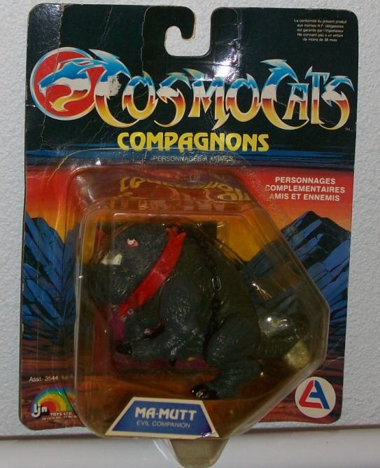 COSMOCATS / Thundercats (Ljn) 1985-1987 110102045919668847406444
