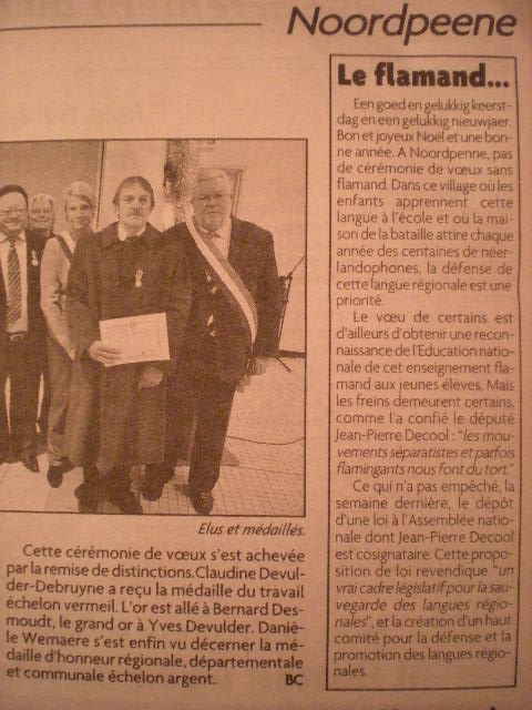 Wordt het Frans-Vlaams bedreigd? - Pagina 8 110103094006970737414112
