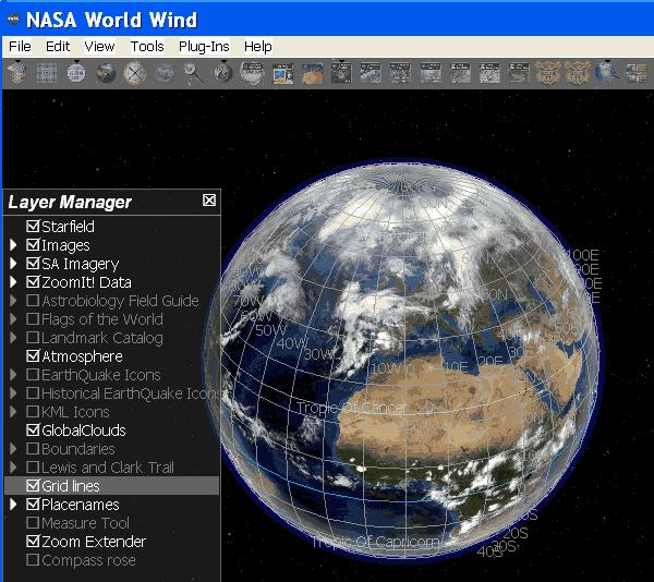 الأصدار الأحدث من برنامج ناسا الشهير NASA World Wind أنقل صورة حية وشاهدها الآن  1101030249571248357409869
