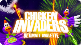 Chicken Invaders 4 Ultimate Omelette v4.00ra [DF]