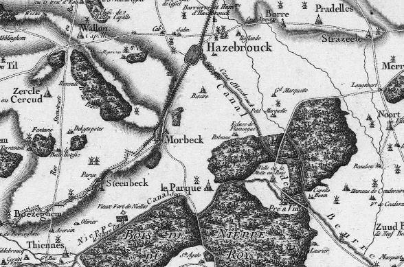 Oude kaarten, gravures en tekeningen van Frans-Vlaanderen - Pagina 2 110108095903970737440490