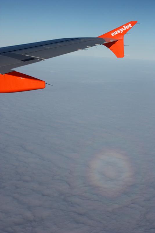 On Top avec Easy Jet 11010906564092717445261