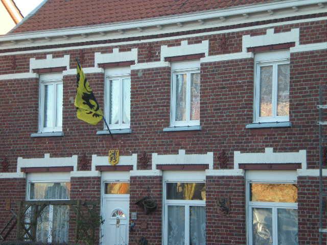 De Vlaamse vlag op onze huizen hangen 110109080829970737445844