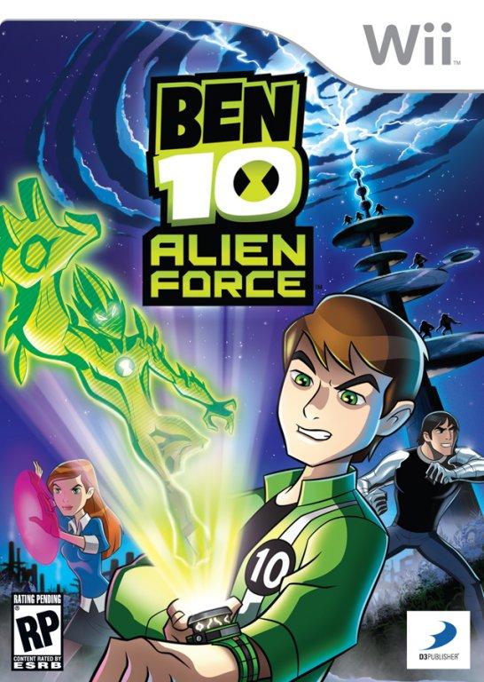 Ben 10 : Alien Force[WII][UD]
