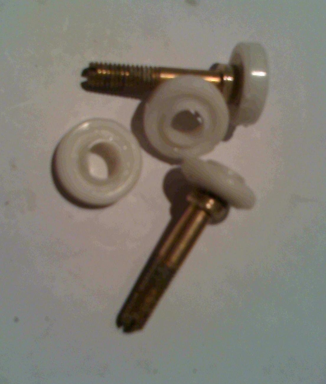 Roulette de porte de douche max min - Roulette de porte de douche ...