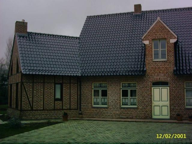 Nieuwe traditionele huizen in Frans-Vlaanderen 110113102430970737462607