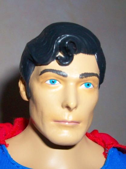 "MATTEL SUPERMAN REEVES 12"" COMIC CON 2010 110116075714668847479286"