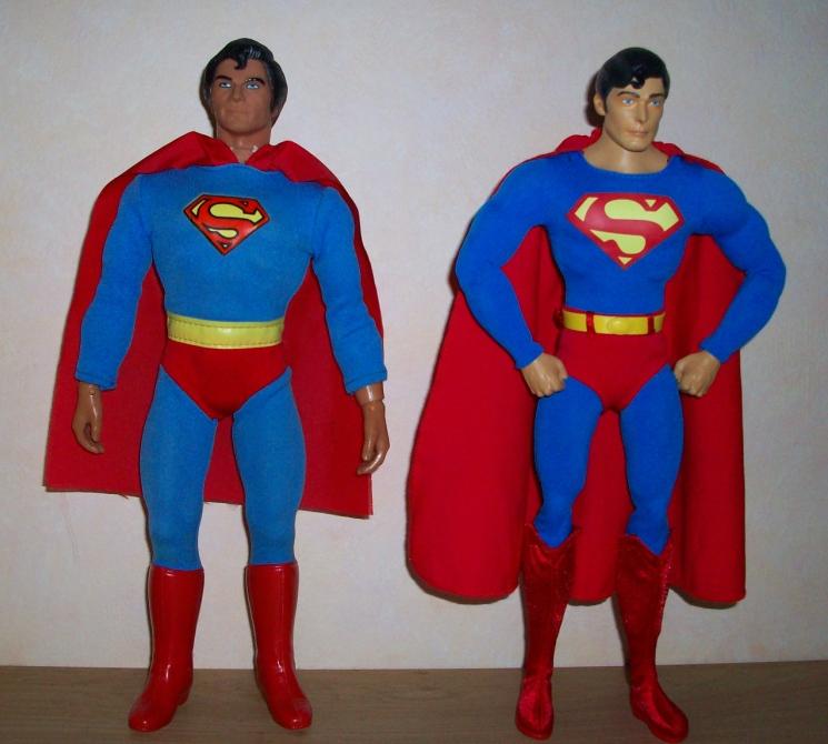 "MATTEL SUPERMAN REEVES 12"" COMIC CON 2010 110116075716668847479294"