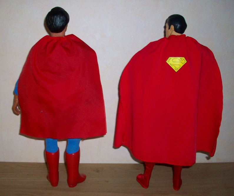"MATTEL SUPERMAN REEVES 12"" COMIC CON 2010 110116075716668847479295"