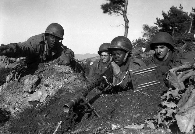 Les Images de la Guerre de Corée 110118105659352307493537
