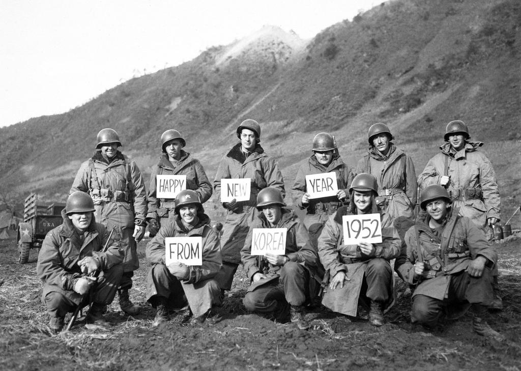 Les Images de la Guerre de Corée 110118110516352307493564