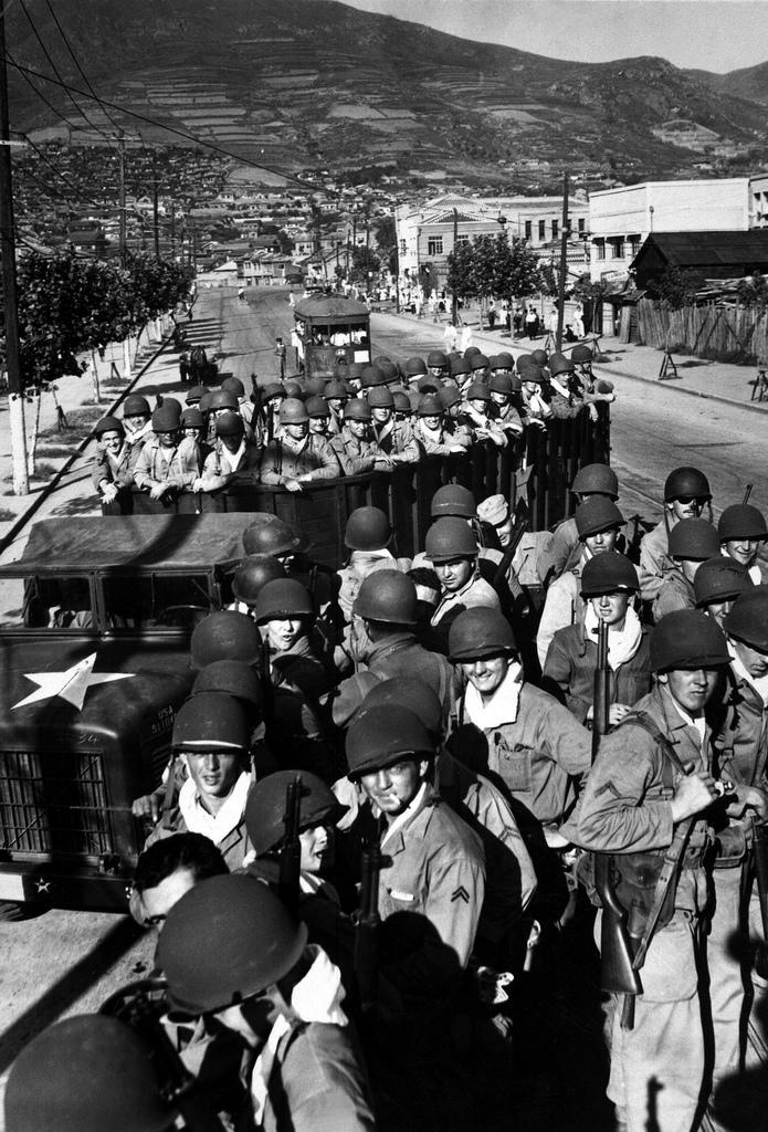 Les Images de la Guerre de Corée 110118111003352307493578