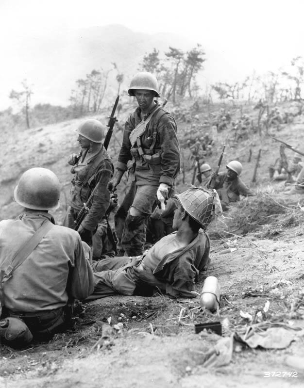 Les Images de la Guerre de Corée 110118112046352307493642