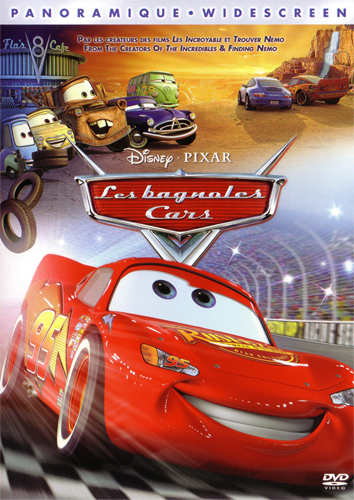 [DF] Walt Disney - Cars