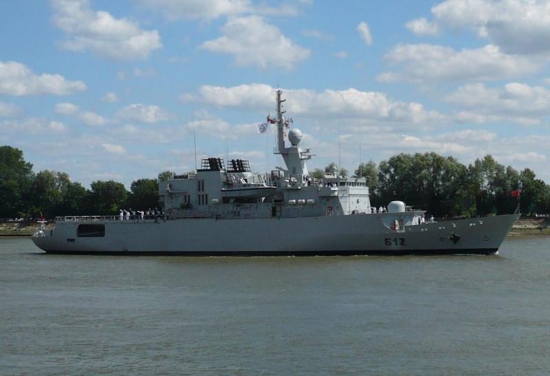 Marine du Maroc - Moroccan Navy - Page 2 1101280109391127297542485