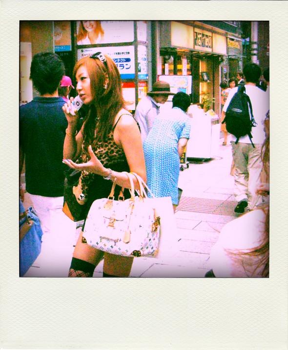 Ginza Fashion Mode Japan Japon Tokyo