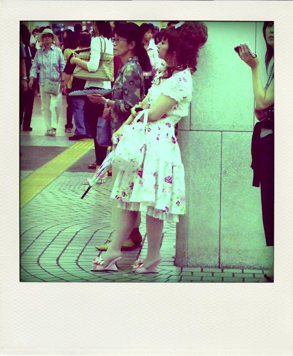 Japon Japan Fashion Gothic Lolita Mode Shinjuku