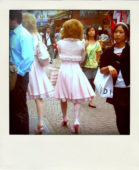 Japon Japan Fashion Mode Omotesando