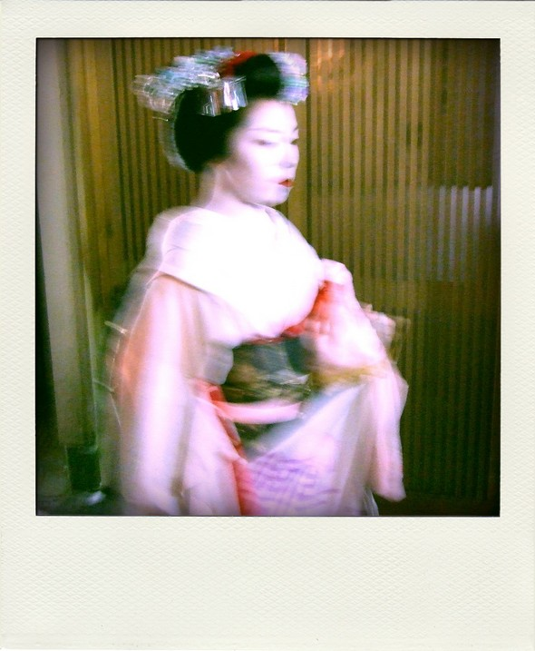 Geisha Japon Japan Mode Fashion Kyoto